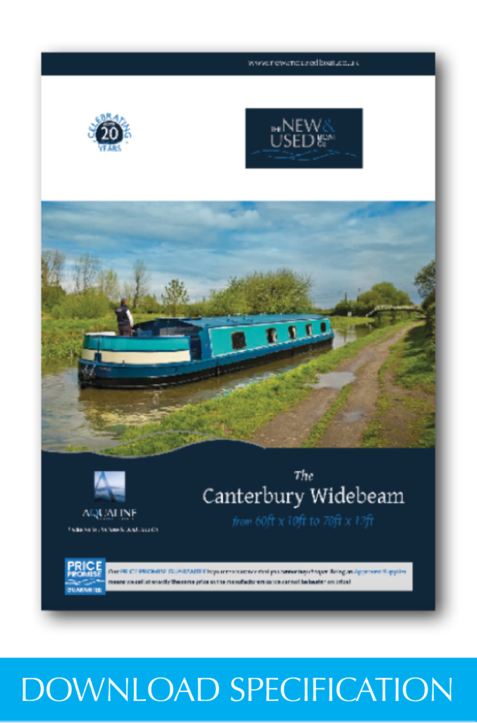 Canterbury Widebeam Specification