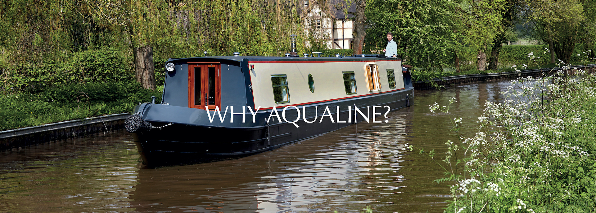 Why Aqualine?