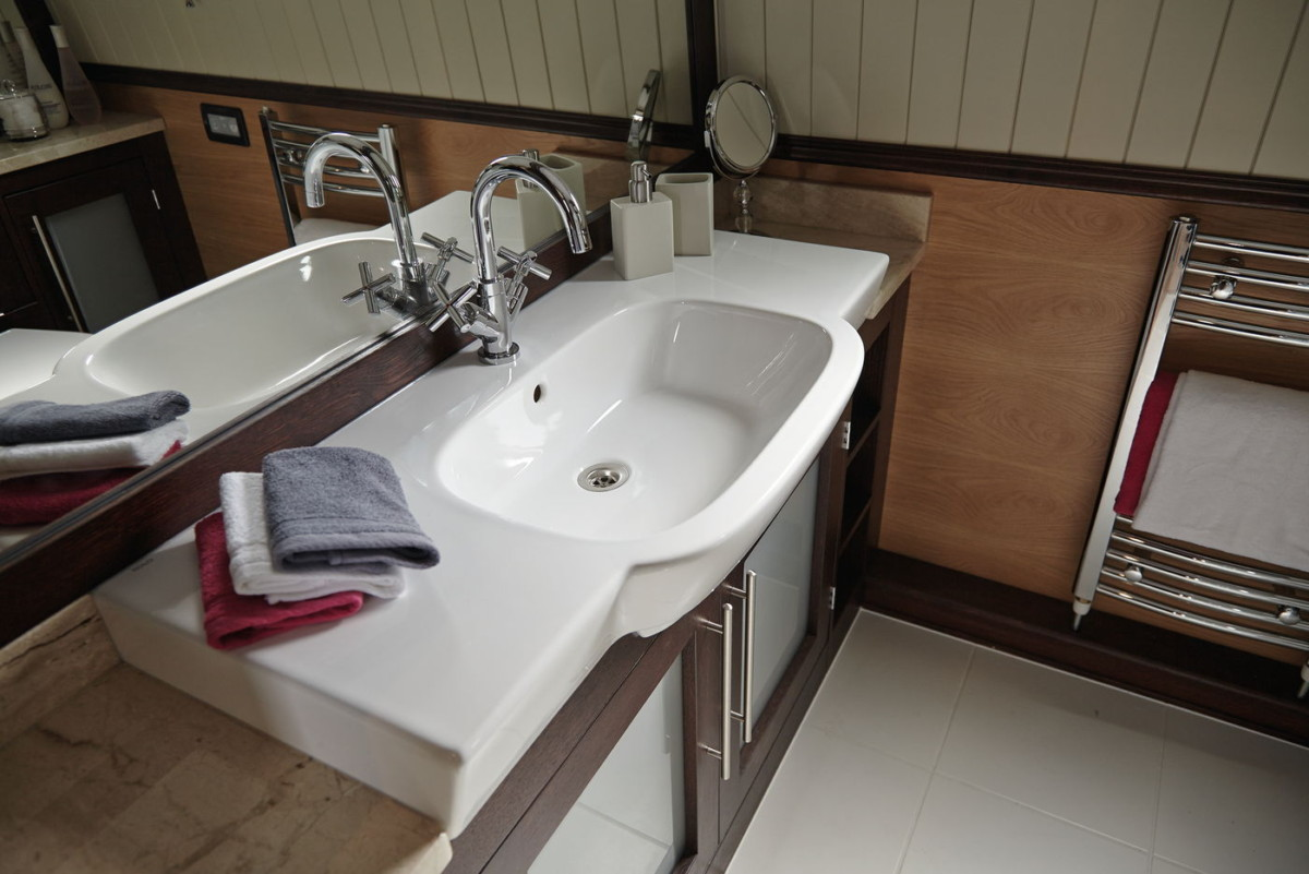 Widebeam Sink