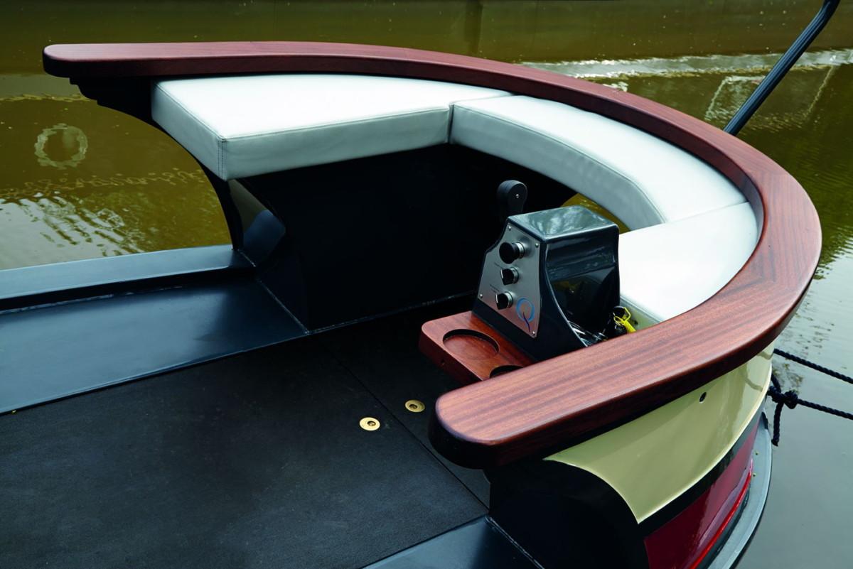 Madison Seat Detail
